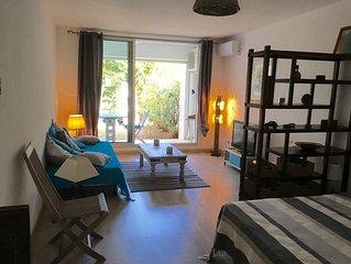 T1 bis de 45 m2 à Saint Gilles les Bains
