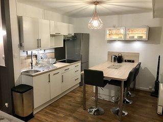 Superbe T2 de 55 m2 a 10min de Lille - lumineux & cosy ❤️