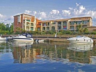 Appartement avec Piscine Port Grimaud, Côte d'Azur