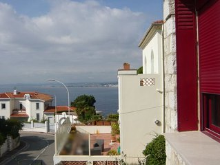Cap de Nice. Quartier Fantastique, à 200m de la Mer