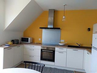 Bel appartement près de la plage, golfe du Morbihan, Sarzeau