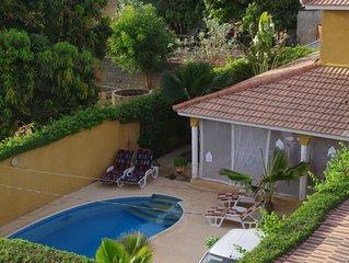 Belle Villa indépendante avec piscine  à N'GAPAROU SALY PETITE COTE