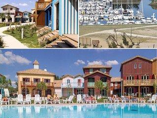 Appartement tout confort dans Residence calme avec piscine Bassin d'Arcachon