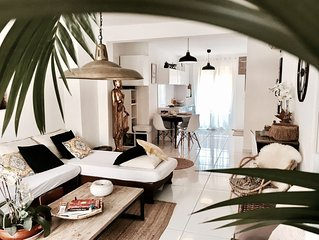 Appartement ZEN 80 m2, 3 chambres 10 minutes COMEDIE