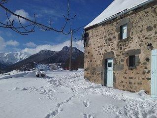 Gite au calme, au ceour du massif du Sancy et des volcans d'Auvergne
