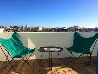 Friendly Apartment with terrace Bordeaux-