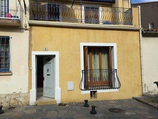Maison dans le centre historique de Mèze (Hérault)