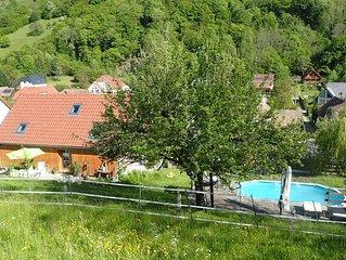 La Grange 4*, havre de paix au pied des Vosges