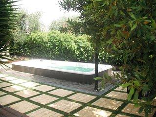 Appartement 4 pièces  avec terrasse et jardin privé