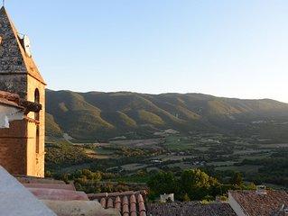 Grande maison de village Solarium - Terrasse