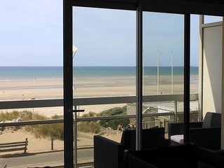 Superbe studio cabine face à la mer