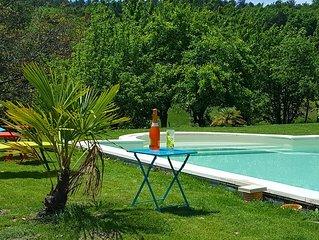 Villa Caroly gite avec piscine privee