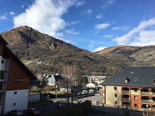 Location Saint Lary Soulan 1 minute du centre