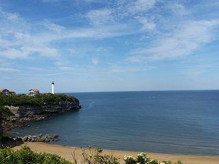 Appartement Mer et Golf à Anglet-Biarritz, Pays basque - 4 personnes