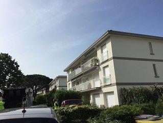 Saint-Raphael appartement calme et en ville