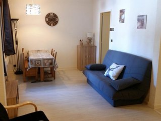 Appartement 36 m², 6 couchages
