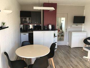 Appartement a Arcachon a 200 m de la plage