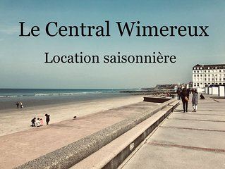 Le Central Wimereux Appartement Familial