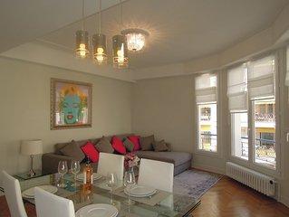 Magnifique appartement luxueusement renove au ceour du carre d'Or