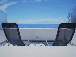 Charmant studio cabine vue mer