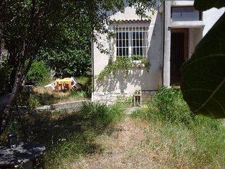 Maison indépendante avec jardin près d Aubagne