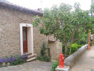 APPARTMENT pour 2 personnes/WIFI GRATUIT/Jardin/Vieux Village/TT Confort