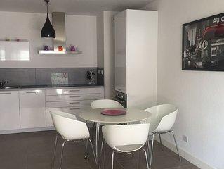 Appartement moderne type T2 à 10 min à pieds de la baie de Saint-Jean-De-Luz