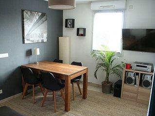 Appartement NEUF entre Montpellier et plage