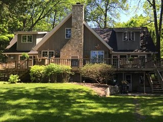 Door County Waterfront | Lodge on Laurie Lane