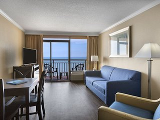 Gorgeous Caravelle Resort Oceanfront Doubles Suite