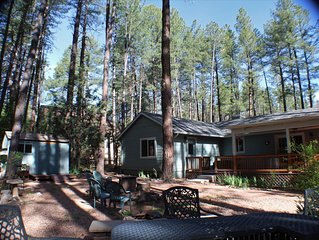 Whispering Pines Getaway