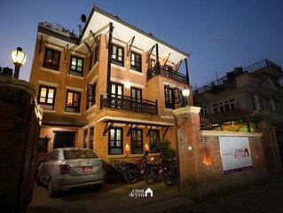 Kathmandu Heritage Home(Traditional Charm)