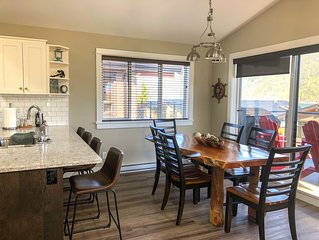 2BR Port Renfrew Riesling Retreat - Open June 2020