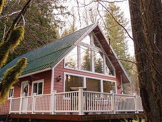 Lazy Jacks Mountain Cabin
