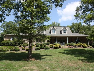 Beautiful Family Getaway in Tellico Plains