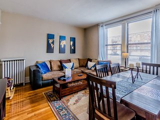 FAMILY SUITE 2Bd, 1Ba near Forest Park, Wash U and The Delmar Loop