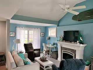 Enchanted Cottage a mile from the beach in Point Pleasant, NJ.