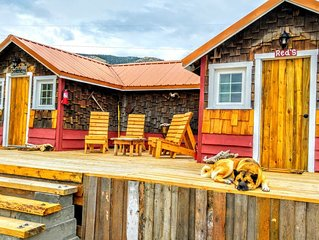 Soderberg cozy rustic cabin 5 min from Cody