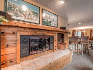 NEW LISTING SUNNY 3 BEDROOM IN EAST VAIL