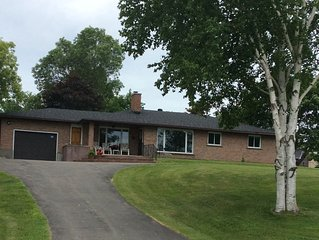 BUNGALOW ON THE BAY .... rent this spacious 1500 sq ft home.