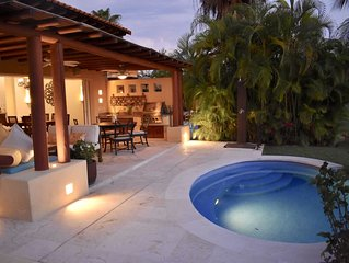 Harbor House - Private Villa + Pool + Free Access to Punta Mita Beach Clubs