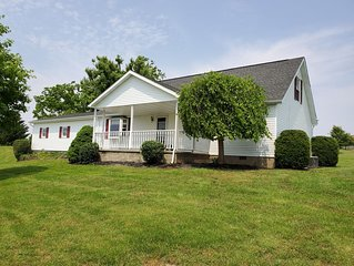 4 bedroom Tenant House at Muddy Boots petting farm...