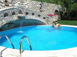 Villa Esposito, nice villa with private pool and ocean view  in Sorrento Coast