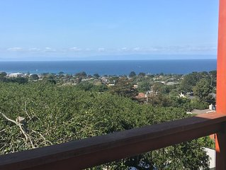 Expansive Views of Monterey Bay