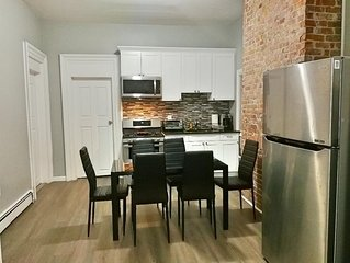 BIG APT WITH PARKING & EASY PUBLIC TRANSPO TO NYC!