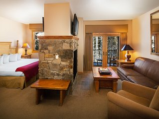 Captivating Junior Suites With Charming Alpine Ambiance