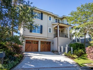 Perfect Kiawah Beach house, ocean/golf views, great location, community pool