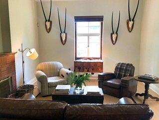 Cape-Dutch Apartment | 2-Bedroom Ensuite | Historic Centre