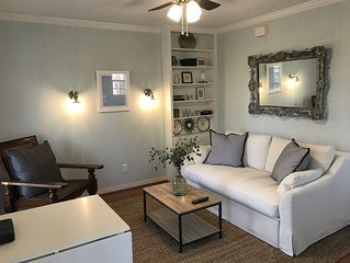 Heel House Apartment-Walk to UNC hospital and stadiums!