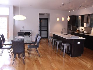 HOT NEIGHBORHOOD, MODERN LOFT CONDO ~ BOOK TODAY !